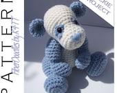 INSTANT DOWNLOAD : Handful of Panda Crochet Pattern