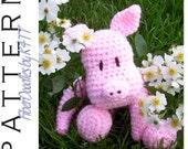 INSTANT DOWNLOAD : KISS Series - Bears Frightened Friend Crochet Pattern