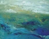 The Sea, 40 x 30, 2008-11