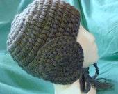 Wool Hat, Crochet Hat