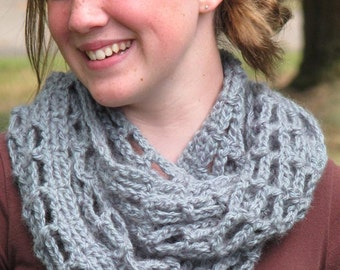 Fall Cowl Crochet Pattern