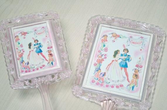 Cinderella Vanity Set, Adorable