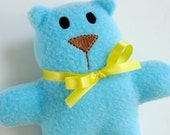 Embroidery Design for Machine Embroidery Bear Softie In-The-Hoop