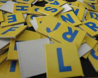 letters - game-cardboard-tiles-alphabet-words-assemblage-anagram