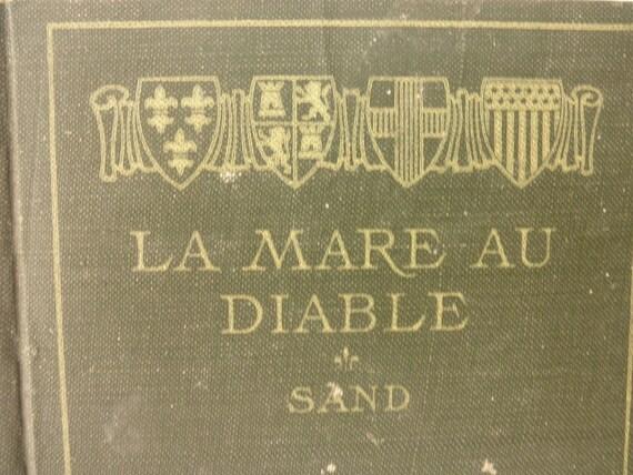 george sand la mare au diable dissertation La mare au diablel'auteur: george sand date: nait le 1 juillet 1804, meurt le 8juin1876 nationalite: francaise le livre.