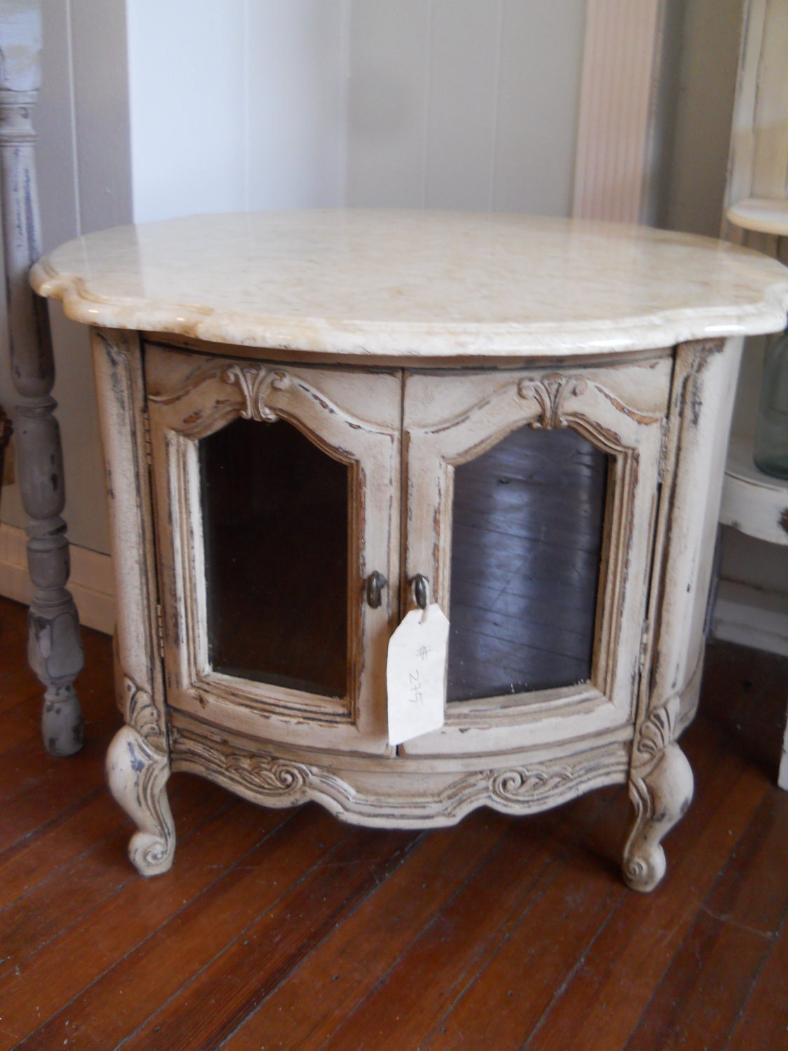 Vintage French Provincial Coffee End Table Reserved For Tasha