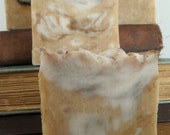 Bay Rum and Coconut Cream Bar Soap With Shea Butter