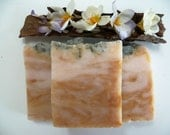 Oops too Small Sale- Lemongrass Handmade Soap with Shea Butter and Honey