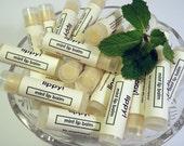 Lippy Mint Lip Balm (vegan)