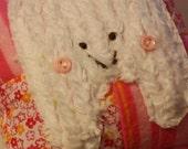 Pink & Orange Tooth Fairy Pillow