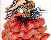 Doll of Spain