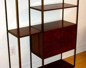 SALE Vintage Wall Unit/Shelving attr. Paul McCobb Calvin Group
