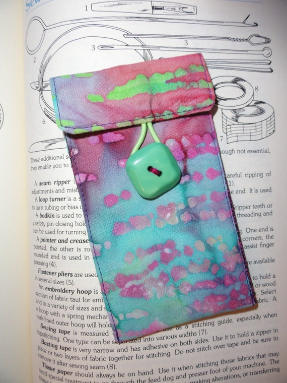 SALE...Personal Pouch TAMPON HOLDER