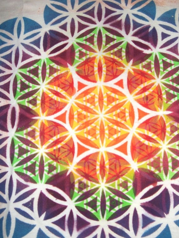 Flower of Life ChakraTees