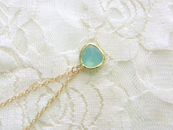 Mint julep, gold, delicate modern jewelry