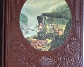 Vintage Book - The Railroaders, by Time Life Books