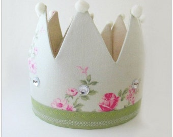 Matching American Girl and Child Party Crowns