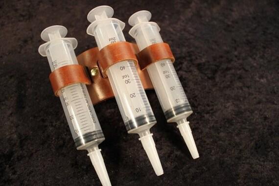 Shot syringes