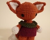 Amigurumi Pattern Masha  INSTANT DOWNLOAD