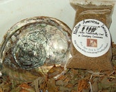 Native American Smudging Incense - Herbs Used in Traditional Cleansing Ceremonies - 1 oz. - Fine Ground