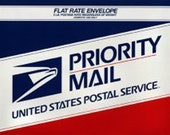 Upgrade to Priority Mail Shipping - US Customers Only