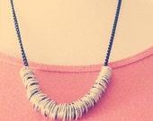 Hipster Jumpring Necklace