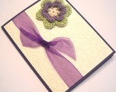 Thinking of You Card - Lavender