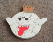 King Boo Wood Jigsaw Puzzle