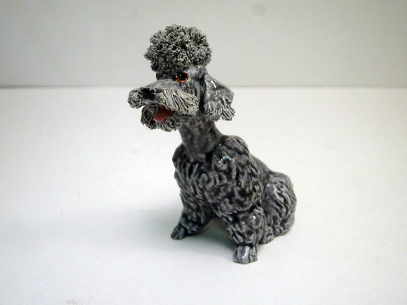 Jane Callender Poodle California Pottery
