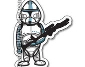 Blue Clone Trooper Magnet