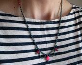 Painted Lady Necklace - Fiona