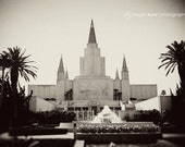 Alabaster Oakland Temple Portrait