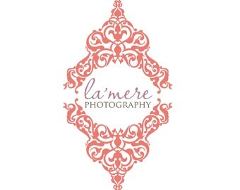 Photography Logo & Watermark - Pre-made for Photographer - la'mere