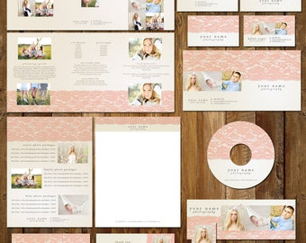 Boutique Marketing Package - Simple Lace- Photography