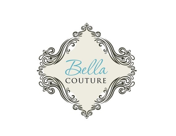 Photography Logo & Watermark - Pre-made for Photographer - Bella