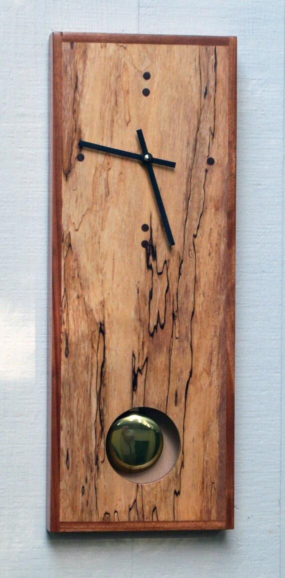 Modern Box Clock