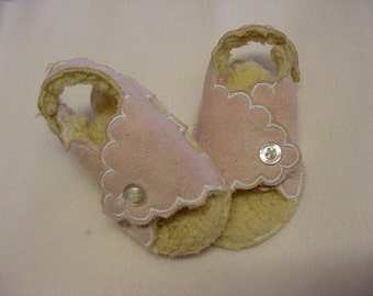 Sherpa Clog Sandals