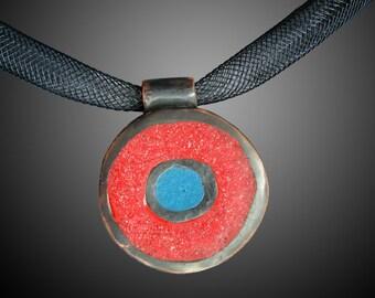Colorful Bowl pendant