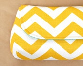 Clutch - Yellow Garden - Made to Order - XL