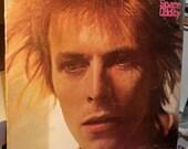 David Bowie Space Oddity Vinyl LP 1972 RCA Victor LSP4813 Lyric Inner Sleeve Orange Label