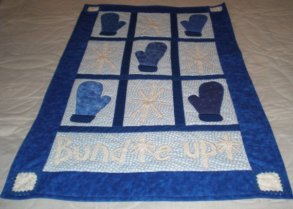 Quilt,Quilt Wall Hanging,Mini,HolidaysFREE SHIPP