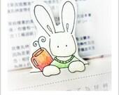 MuGong Series - Coffee Time (Bookmark)