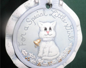 For a Special Little Girl Ornament Spo 15