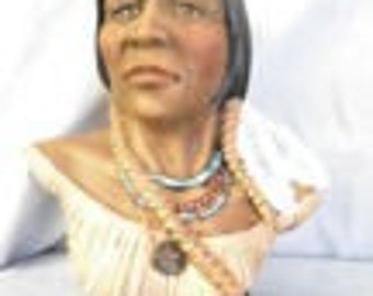 Sioux  GENTLE WOMAN    I-14