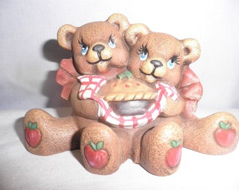 Cuddlebears of the Month-November     F70