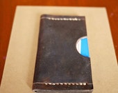 Two Pocket Card Wallet