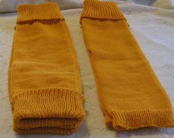 Knitted Legwarmers 1 pair