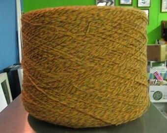 Acrylic Yarn 3ply Apricot Olive Gray Marl