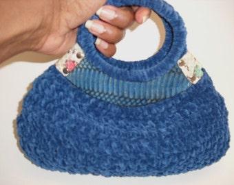 Crochet Handbag-Wristbag