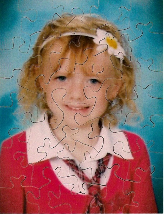 3 x 4 Custom made puzzle With at least 20 Pieces